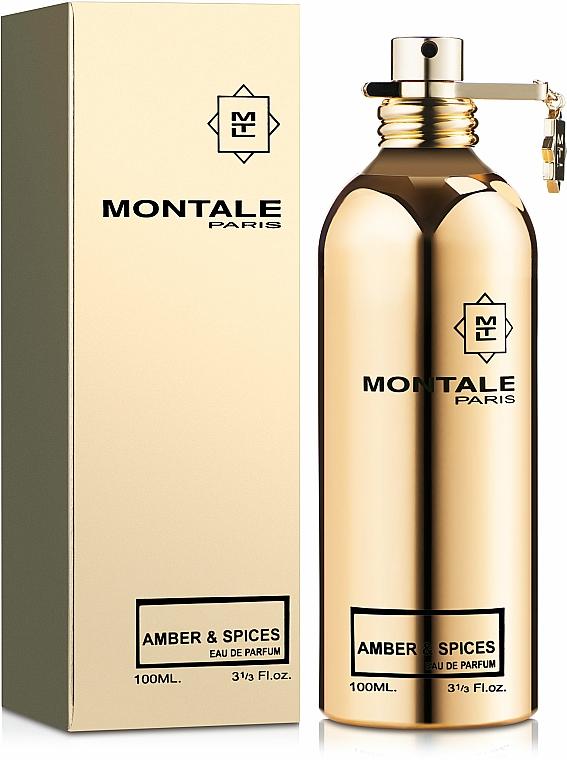 Montale Amber & Spices - Eau de Parfum — photo N2