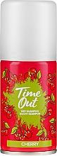 Fragrances, Perfumes, Cosmetics Hair Dry Shampoo - Time Out Dry Shampoo Cherry