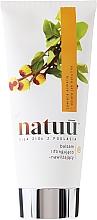 Fragrances, Perfumes, Cosmetics Moisturizing Lifting Body Balm with Acmella Extract - Natuu SuperLift Body Balm