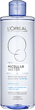 Fragrances, Perfumes, Cosmetics Micellar Water for Normal and Combintaion Skin - L'Oreal Paris Micellar Water Normal To Combination