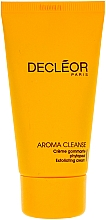 Fragrances, Perfumes, Cosmetics Gommage Cream with Essential Oils - Decleor Phytopeel