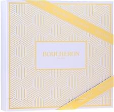 Fragrances, Perfumes, Cosmetics Boucheron Quatre Boucheron Pour Femme - Set (edp/100ml + b/lot/100ml+ sh/gel/100ml)