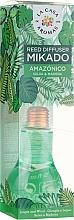 """Fragrances, Perfumes, Cosmetics Reed Diffuser """"Amazon Jungle"""" - La Casa de Los Aromas Mikado Reed Diffuser"""