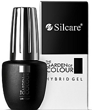 Fragrances, Perfumes, Cosmetics Dry Top Coat - Silcare Dry Top From The Garden Of Color