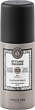 Fragrances, Perfumes, Cosmetics Medium Hold Hair Mousse - Maria Nila Styling Mousse