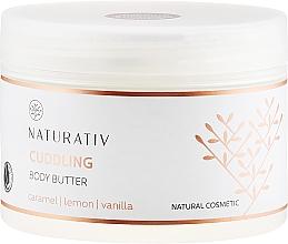 Fragrances, Perfumes, Cosmetics Body Oil - Naturativ Cuddling Body Butter