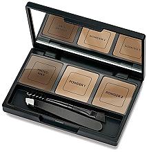 Fragrances, Perfumes, Cosmetics Brow Correction Kit - Golden Rose Eyebrow Styling Kit