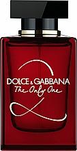 Fragrances, Perfumes, Cosmetics Dolce&Gabbana The Only One 2 - Eau de Parfum