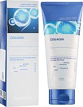 Fragrances, Perfumes, Cosmetics Collagen Peeling Gel - FarmStay Collagen Water Full Moist Peeling Gel