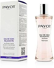 Fragrances, Perfumes, Cosmetics Anti-Stress Body Spray - Payot Le Corps Eau de Soin Relaxante Floral Water