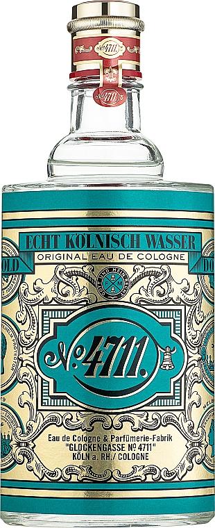 Maurer & Wirtz 4711 Original Eau de Cologne - Eau de Cologne