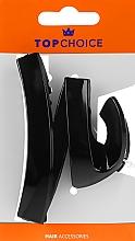 Fragrances, Perfumes, Cosmetics Hairpin 25525, black - Top Choice
