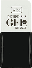 Fragrances, Perfumes, Cosmetics Nail Top Coat - Wibo Incredible Gel Top Coat