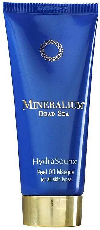 Face Mask - Mineralium Hydra Source Peel Off Masque