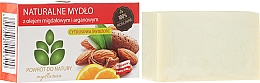 "Fragrances, Perfumes, Cosmetics Natural Soap ""Almond & Argan Oils"" - Powrot do Natury Natural Soap Almond and Argan Oil"