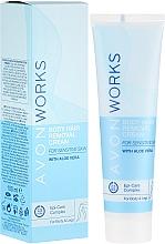Fragrances, Perfumes, Cosmetics Body Hair Removal Cream - Avon Works Body Hair Removal Cream