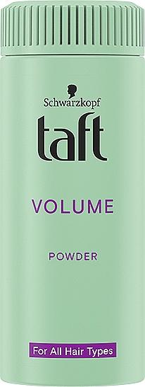 """Styling Hair Powder """"Instant Volume"""" - Schwarzkopf Taft Volumen Powder"""