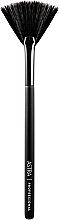 Fragrances, Perfumes, Cosmetics Fan Brush - Astra Make-Up Face Powder Brush