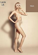 "Fragrances, Perfumes, Cosmetics Tights for Women ""Lara"", 15 Den, glace - Veneziana"