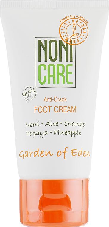 Anti-Crack Foot Cream - Nonicare Garden Of Eden Foot Cream Anti-Crack — photo N1