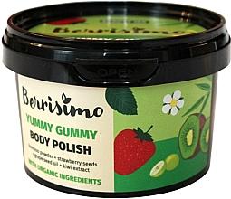 Fragrances, Perfumes, Cosmetics Body Scrub - Berrisimo Yummy Gummy Body Polish