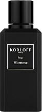 Fragrances, Perfumes, Cosmetics Korloff Paris Pour Homme - Eau de Parfum
