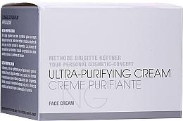 Fragrances, Perfumes, Cosmetics Cleansing Cream for Oily & Problem Skin - Methode Brigitte Kettner Classic Line