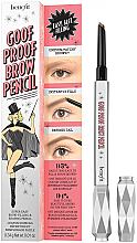 Fragrances, Perfumes, Cosmetics Brow Pencil - Benefit Goof Proof Brow Pencil
