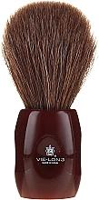 Fragrances, Perfumes, Cosmetics Shaving Brush 12705 - Vie-Long Peleon Horse Hair Shaving Brush Red Handle