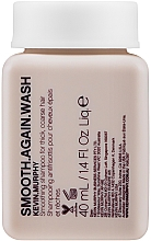 Fragrances, Perfumes, Cosmetics Smoothing Shampoo - Kevin.Murphy Smooth.Again Wash (mini size)
