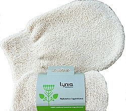 Fragrances, Perfumes, Cosmetics Bath Glove, milky - Lynia