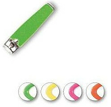 Fragrances, Perfumes, Cosmetics Nail Clipper 76947, neon yellow - Top Choice Colours Nail Clippers