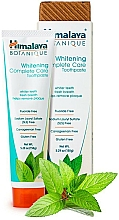 Fragrances, Perfumes, Cosmetics Whitening Mint Toothpaste - Himalaya Herbals Whitening Complete Care