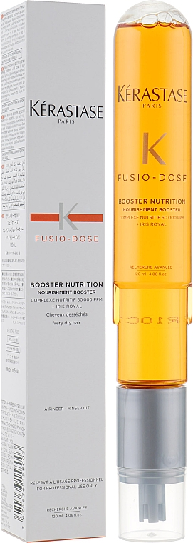 Nourishing Booster for Dry Hair - Kerastase Fusio Dose Booster Nutrition