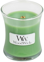 Fragrances, Perfumes, Cosmetics Scented Candle in Glass - WoodWick Hourglass Candle Palm Leaf