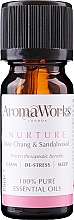 Fragrances, Perfumes, Cosmetics Essential Oil Blend - AromaWorks Nurture Essential Oil