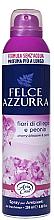 Fragrances, Perfumes, Cosmetics Air Freshener - Felce Azzurra Fiori di Ciliegio e Peonia Spray