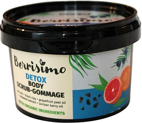 Body Scrub-Gommage - Berrisimo Detox Body Scrub-Gommage