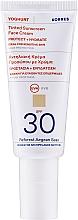 Fragrances, Perfumes, Cosmetics Tinted Sunscreen Face Cream - Korres Yoghurt Tinted Sunscreen Face Cream SPF30