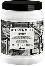 Fragrances, Perfumes, Cosmetics Universal Bleaching Powder - Davines The Century of Light Progress Multipurposr Premium Hair Bleaching Powder