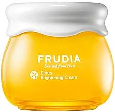 Fragrances, Perfumes, Cosmetics Brightening Face Cream - Frudia Brightening Citrus Cream