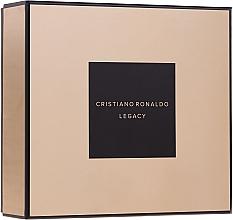 Fragrances, Perfumes, Cosmetics Cristiano Ronaldo Legacy - Set (edt/30ml + sh/gel/150ml)