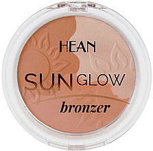 Fragrances, Perfumes, Cosmetics Bronzer - Hean Sun Glow Bronzer