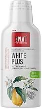 """Fragrances, Perfumes, Cosmetics Mouthwash """"White Plus"""" - Splat White Plus"""