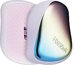 Fragrances, Perfumes, Cosmetics Compact Hair Brush - Tangle Teezer Compact Styler Pearlescent Matte