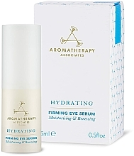 Fragrances, Perfumes, Cosmetics Moisturizing Firming Eye Serum - Aromatherapy Associates Hydrating Firming Eye Serum