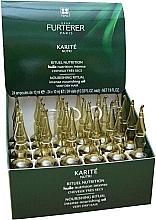Fragrances, Perfumes, Cosmetics Nourishing Hair Oil Treatment - Rene Furterer Karite Nutri Treatment Dry Hair