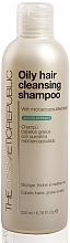 Fragrances, Perfumes, Cosmetics Oily Scalp Shampoo - The Cosmetic Republic Oily Hair Cleansing Shampoo