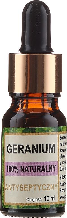 Natural Geranium Essential Oil - Biomika Geranium Essential Oil