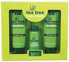 Fragrances, Perfumes, Cosmetics Set - Xpel Marketing Ltd Tea Tree Invigorating (shm/100 ml + cond/100 ml + ser/30 ml)